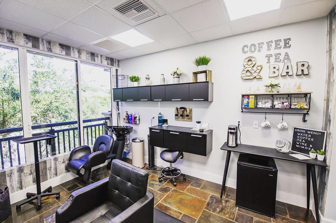 opening a salon suite