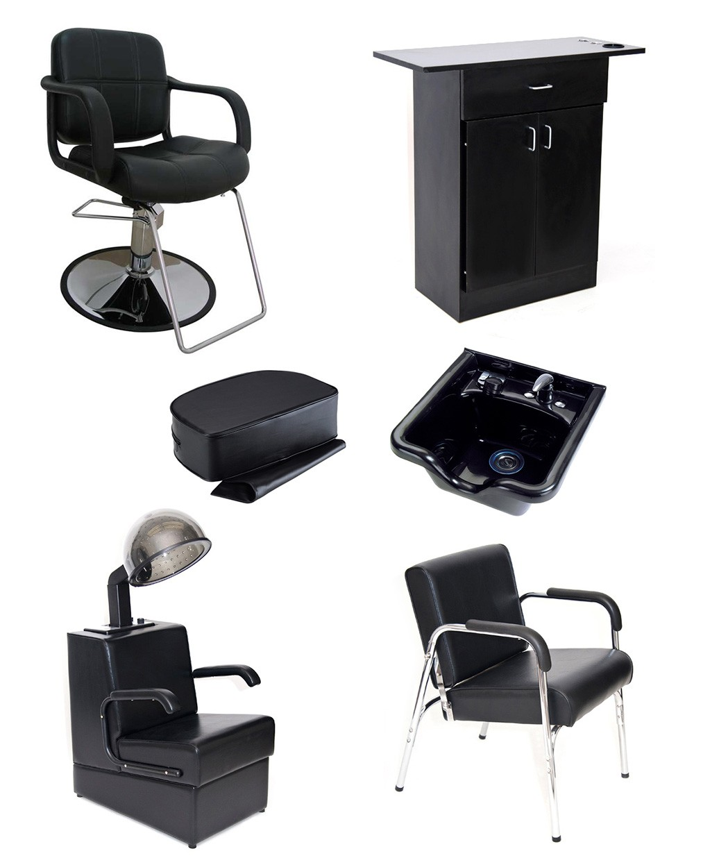 1 Operator Basic Salon Package Products