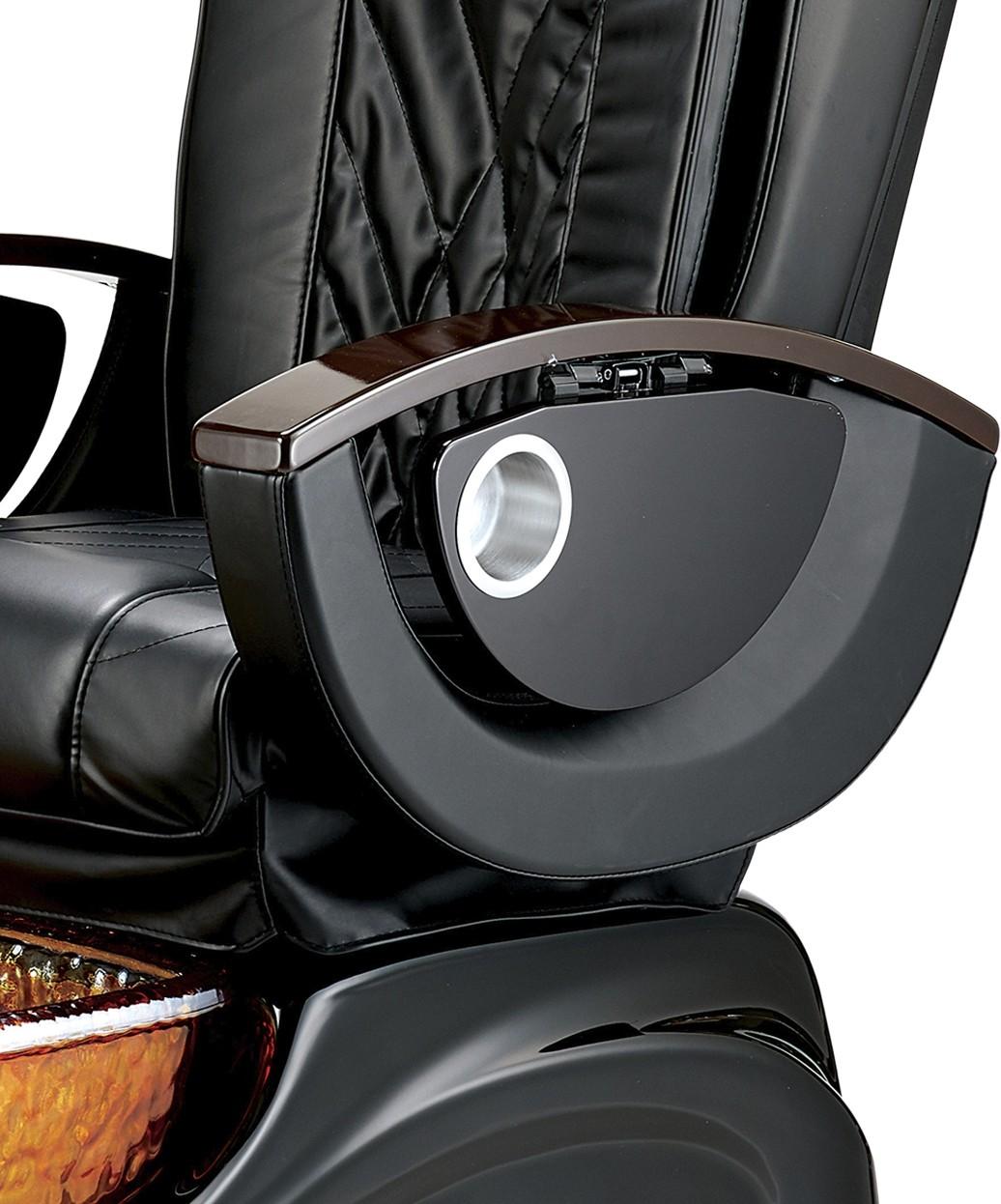 Pibbs PS60 Siena Pipeless Pedicure Spa With Shiatsu Massage