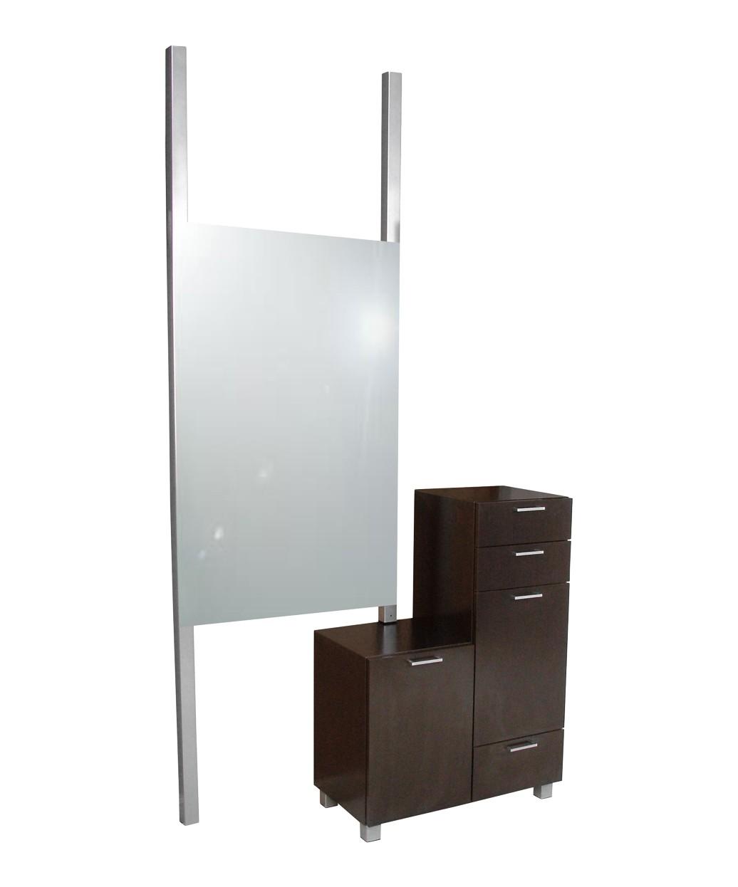 Collins 937 Amati Bi-Level Styling Vanity