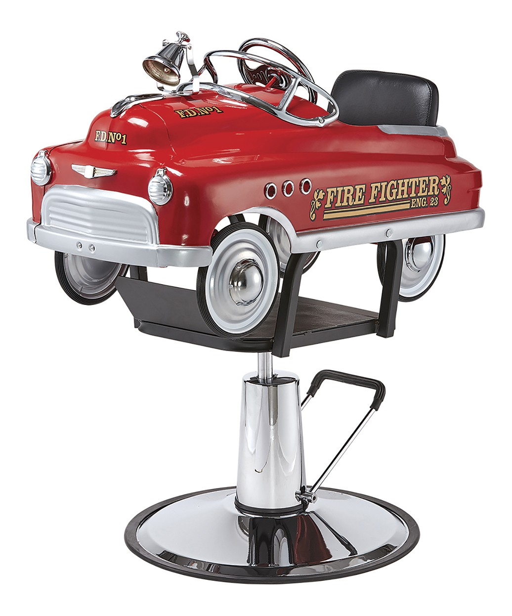 Pibbs 1804 Fire Truck Kid's Styling Chair