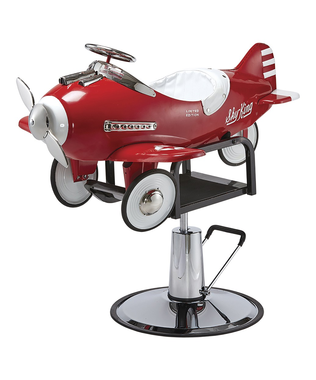 Pibbs 1810 Airplane Kid's Styling Chair