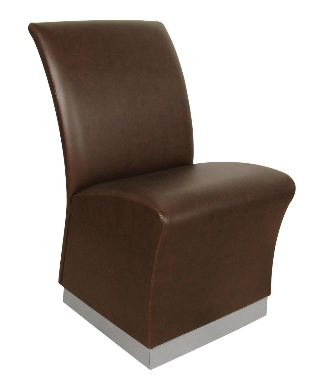 Collins QSE 1975 Lanai Reception Chair w/ Toe-Kick Base