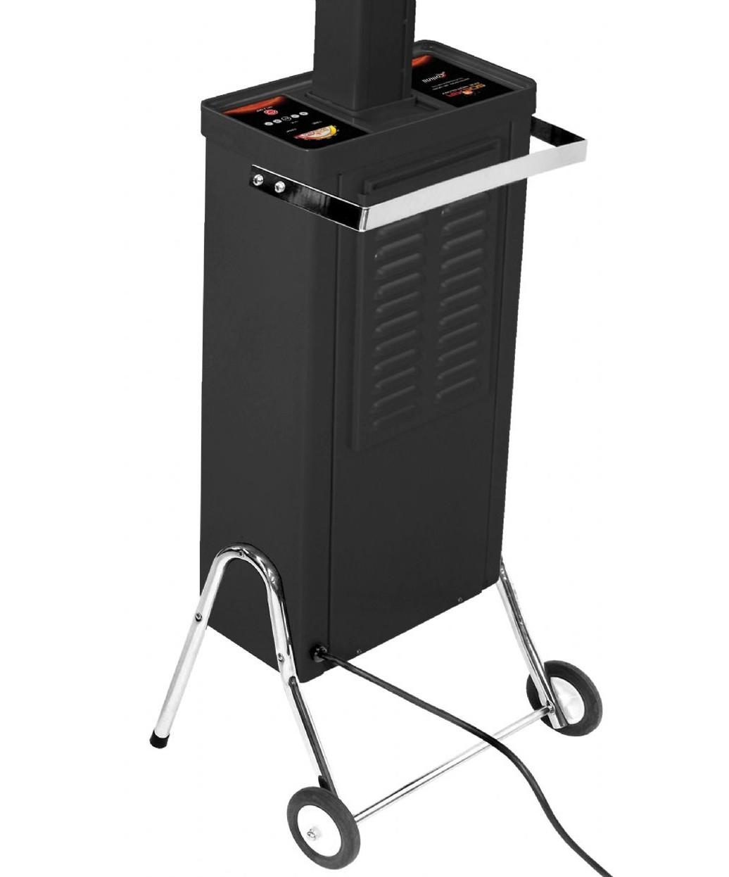 Collins QSE WA-300 Dryer Wheel & Handle Set