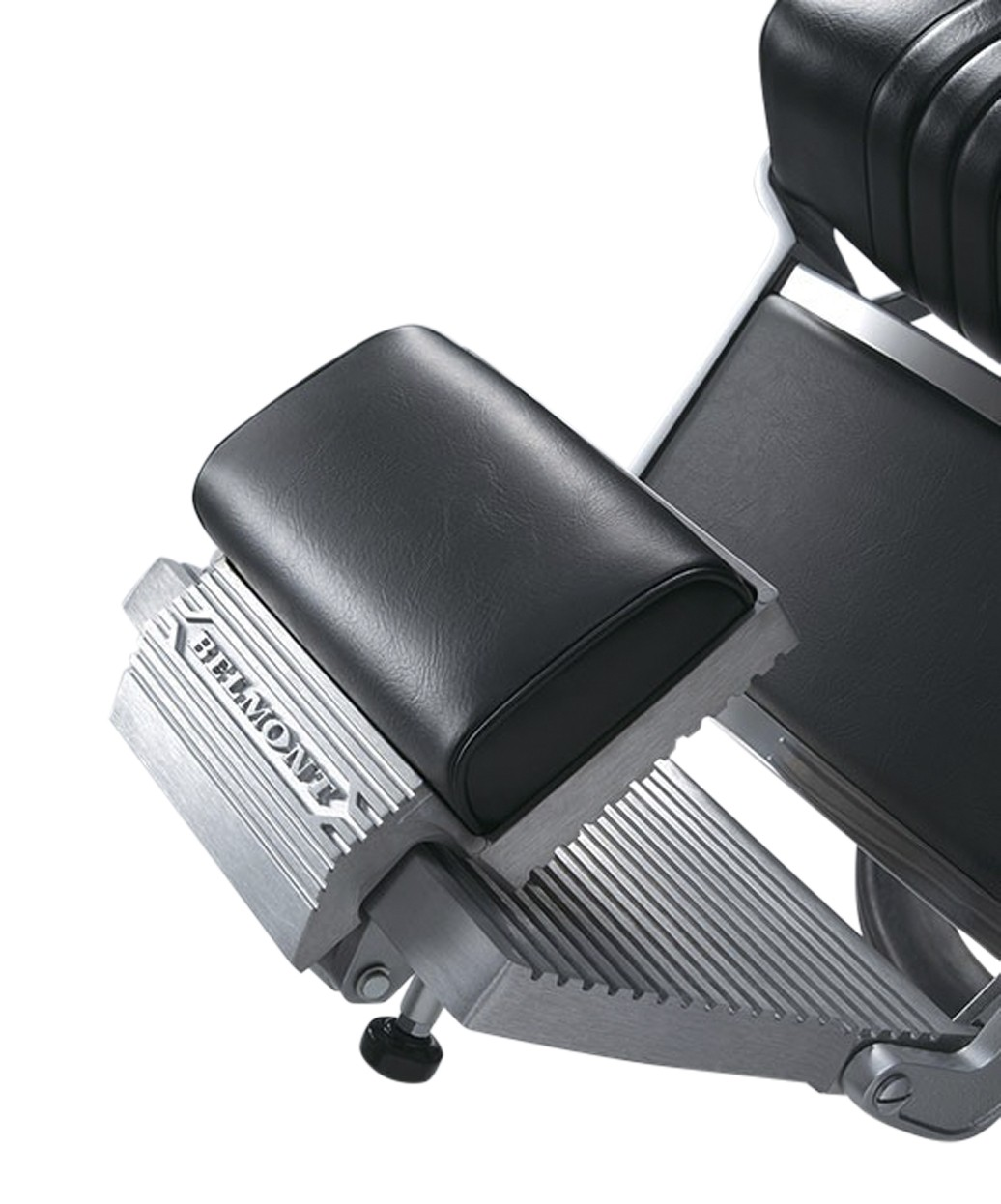 Takara Belmont BB-225BLK Elite Black Barber Chair