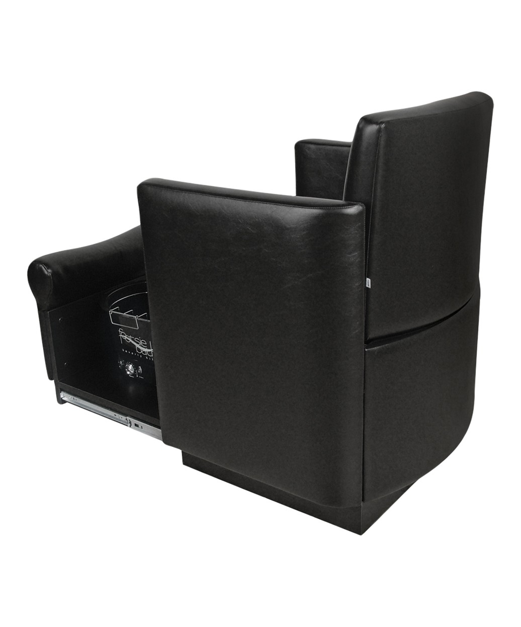 Collins 2550 Cigno Club Pedicure Chair w/ Footsie Bath