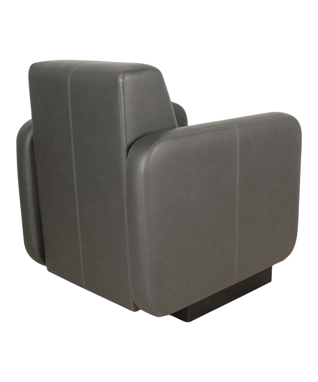 Collins 2555 Blush Club Pedicure Chair w/ footsie Bath