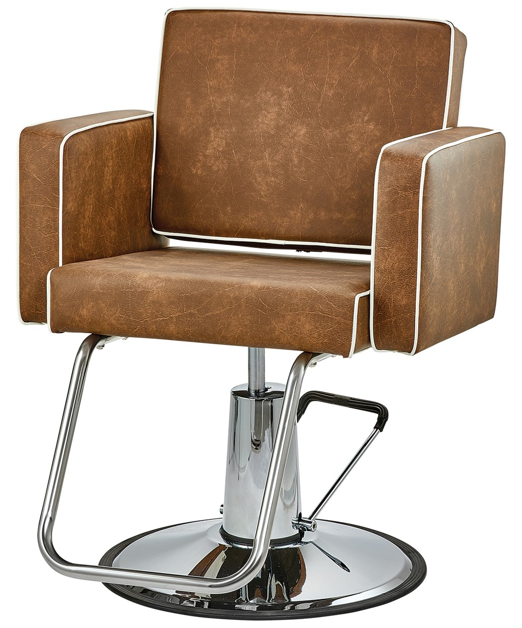 Pibbs 3406 Cosmo Styling Chair w/ Piping