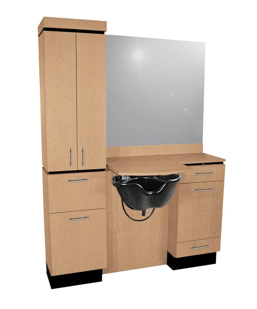 Collins QSE 4424-60 Neo Superior Wet Booth Unit