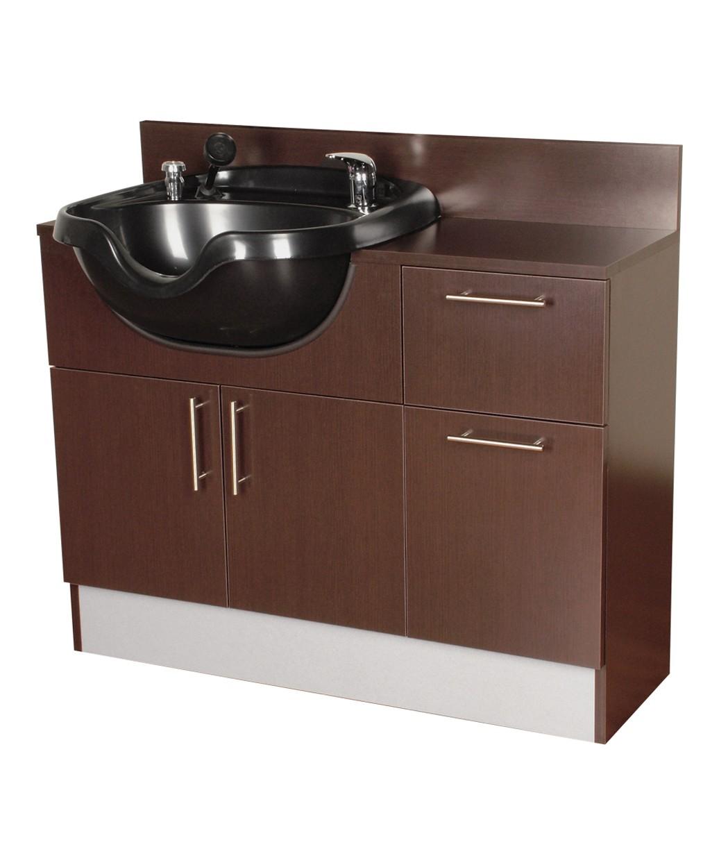 Collins QSE 4428-42 Neo Shampoo Cabinet w/ CB23 Bowl