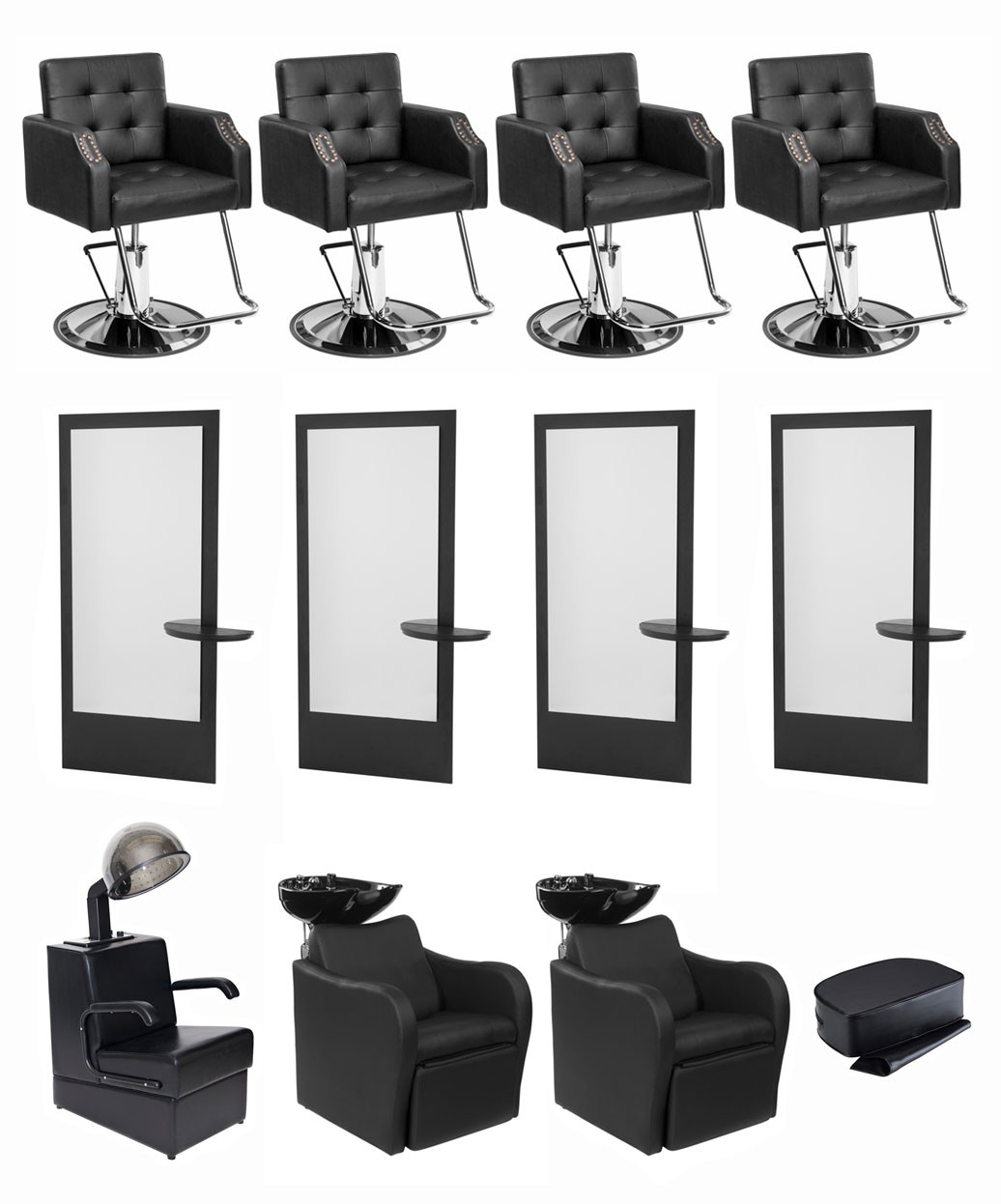 4 Operator Antica & Allegro Salon Package