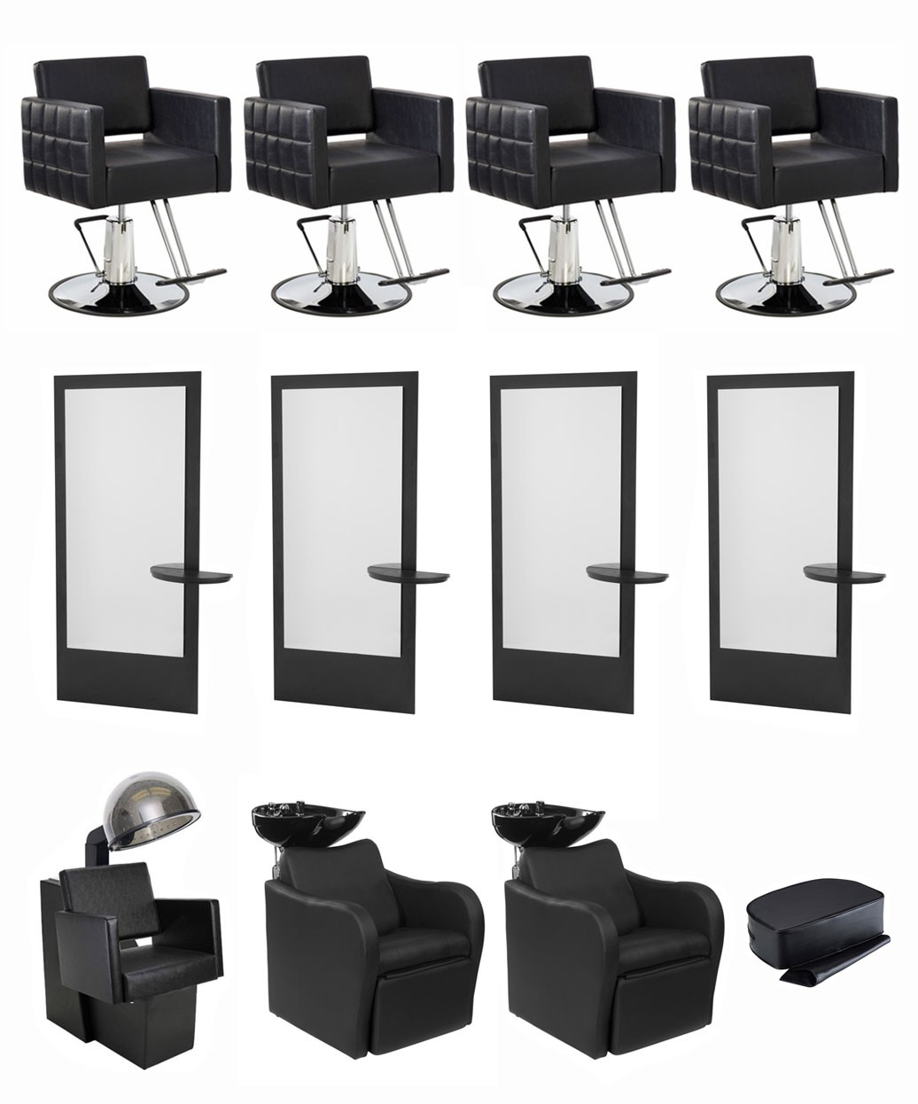4 Operator Icon & Allegro Salon Package