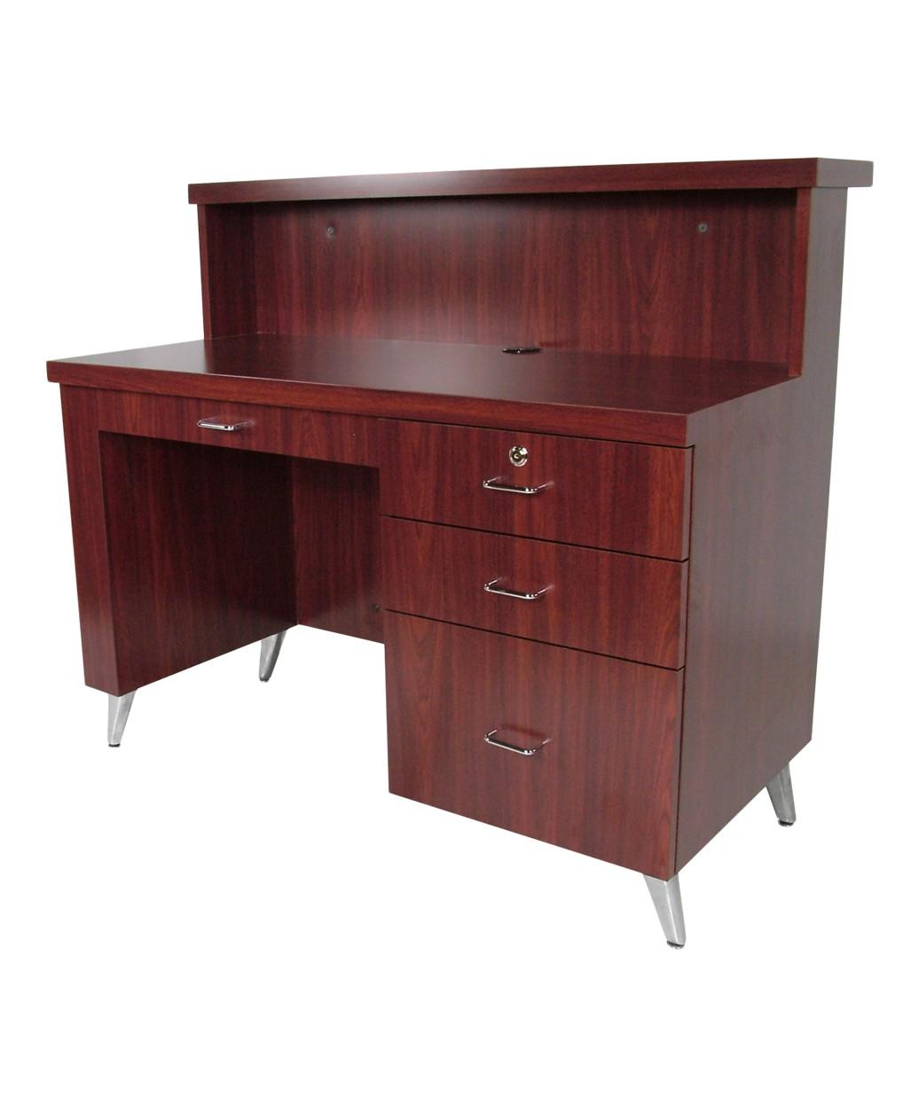 Collins 578 Mid-town Reception Desk