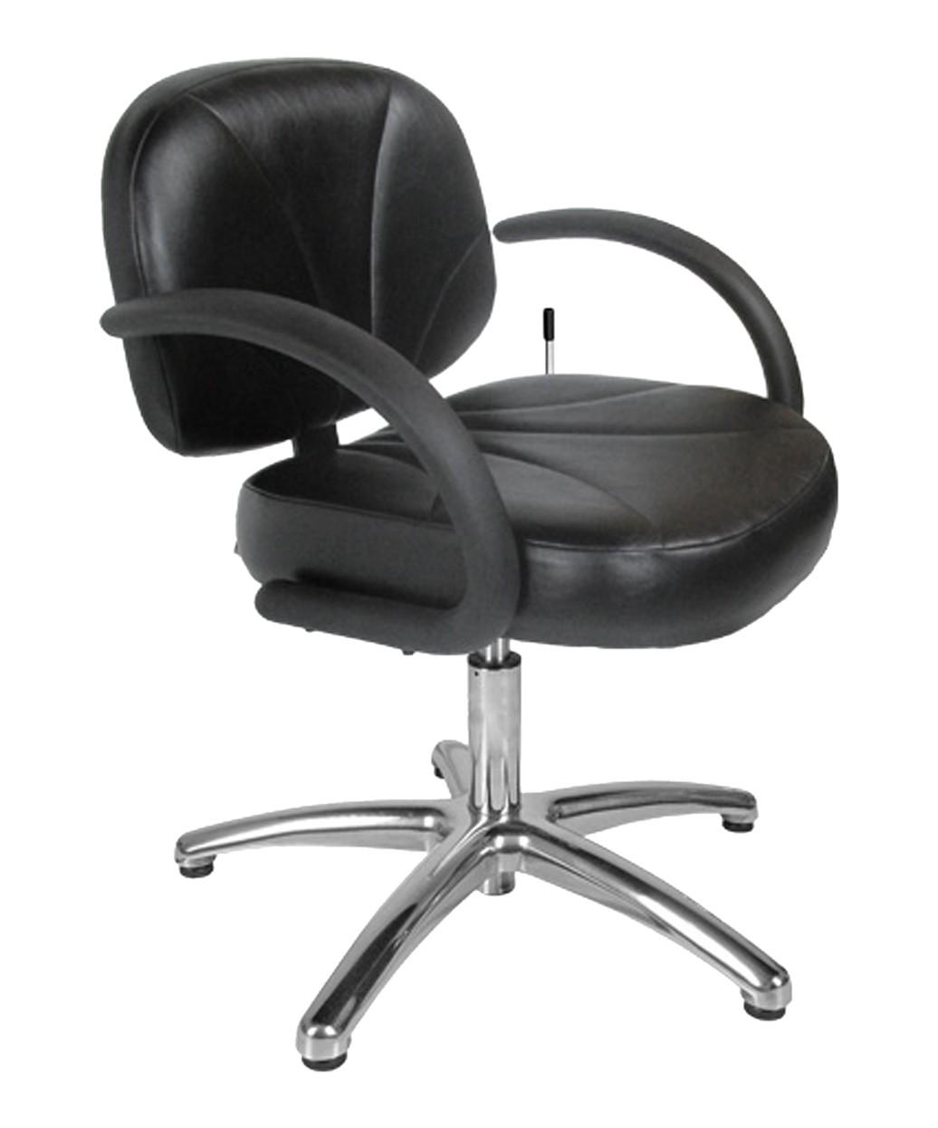 Collins 6530L Le Fleur Lever-Control Shampoo Chair