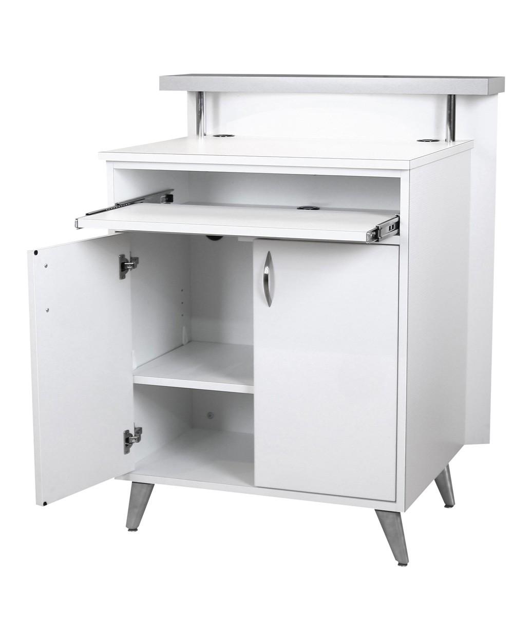 Collins 6607 Kurve Concierge Reception Desk