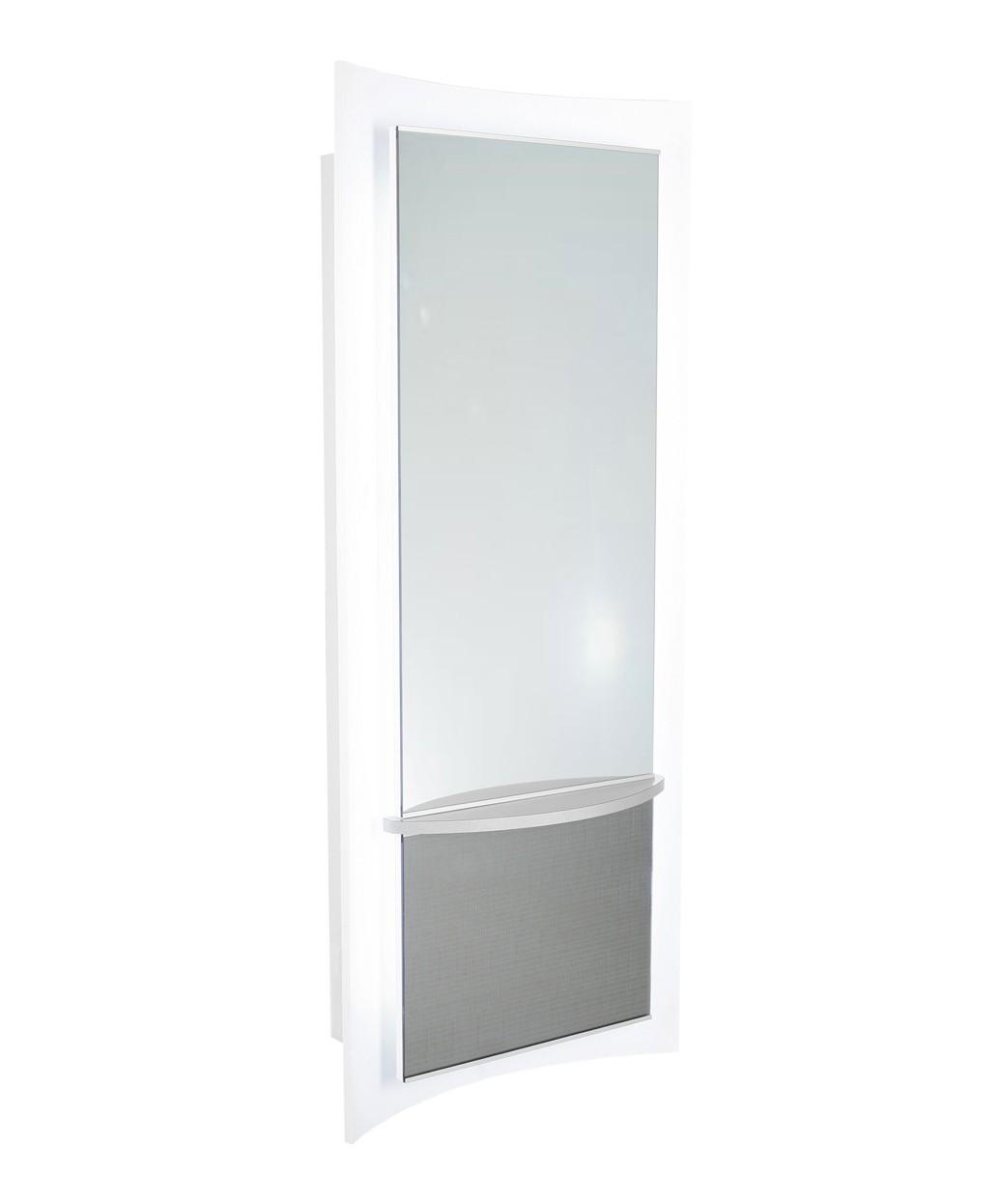 Collins 6601 Kurve Wall-Mounted Mirror