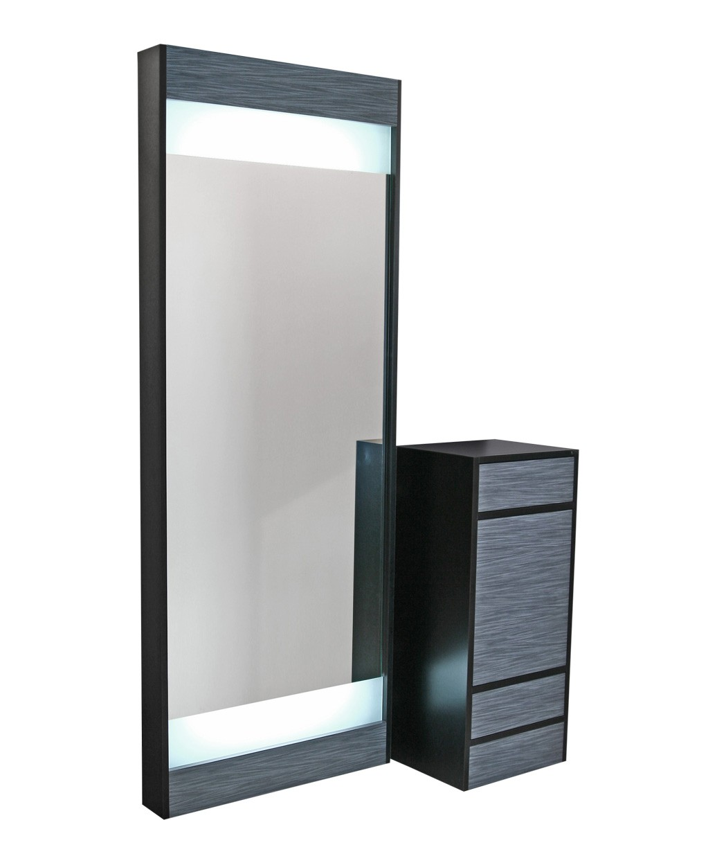 Collins 6622 Edge Styling Vanity w/ Back-Lit Mirror