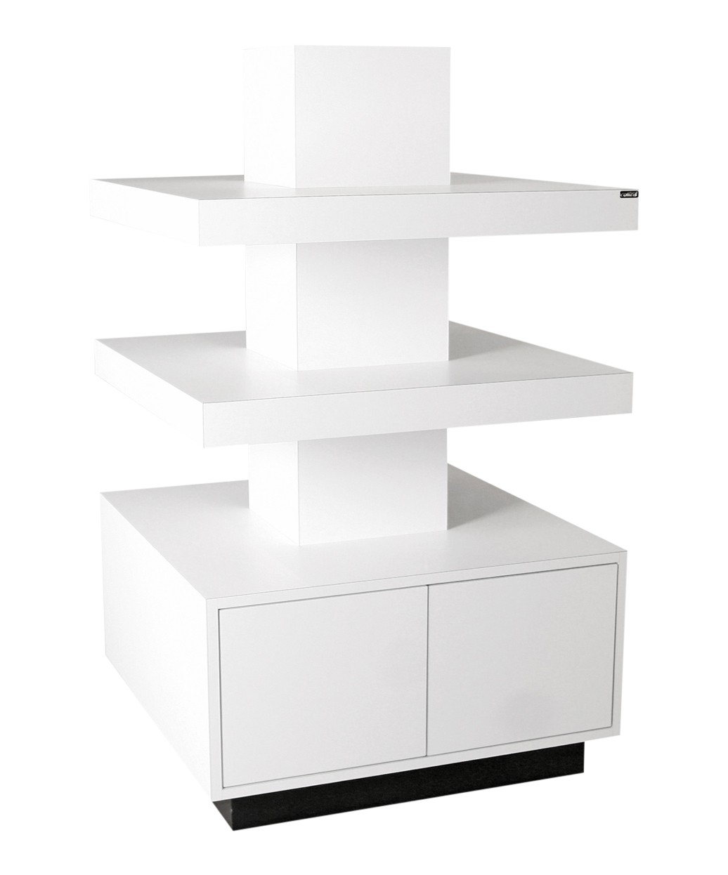 Collins 6647 Zada Stacked Retail Display w/ Lights