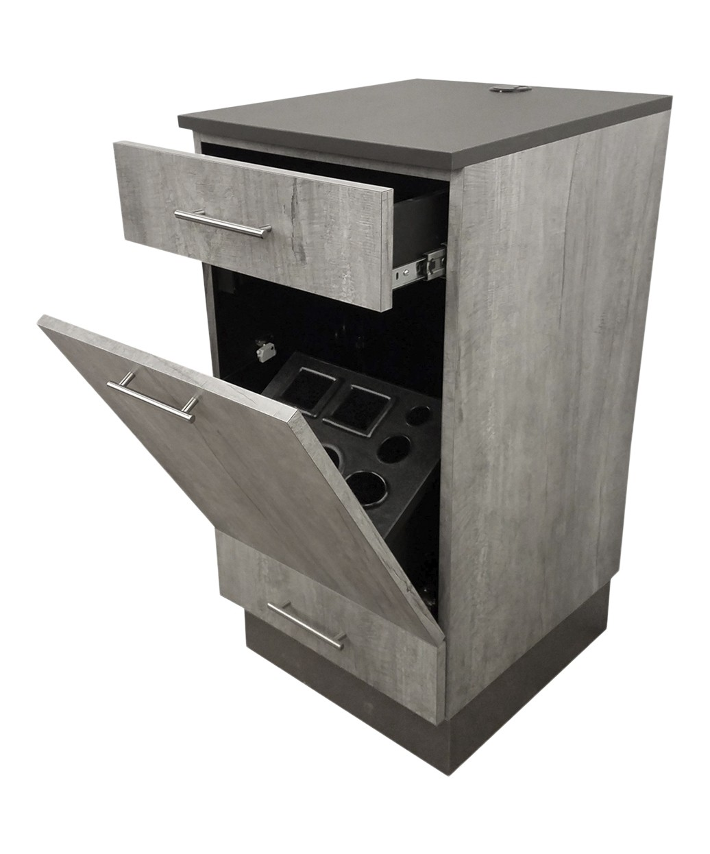 Collins 6814-20 LaCarte Styling Cabinet w/ Tool Panel