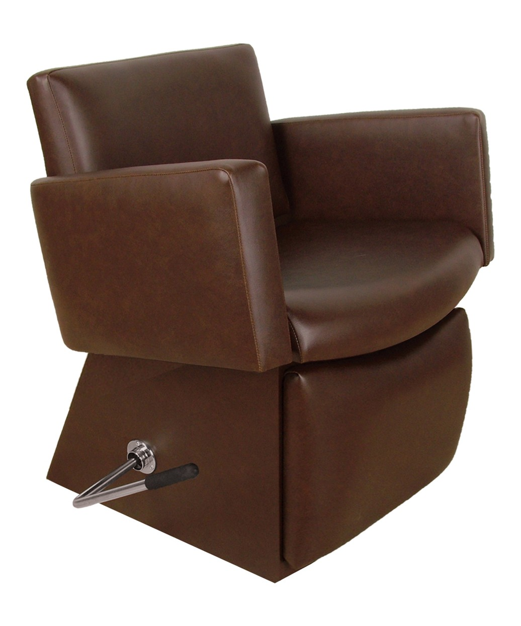 Collins 6950L Cigno Shampoo Chair w/ Kick Out Legrest