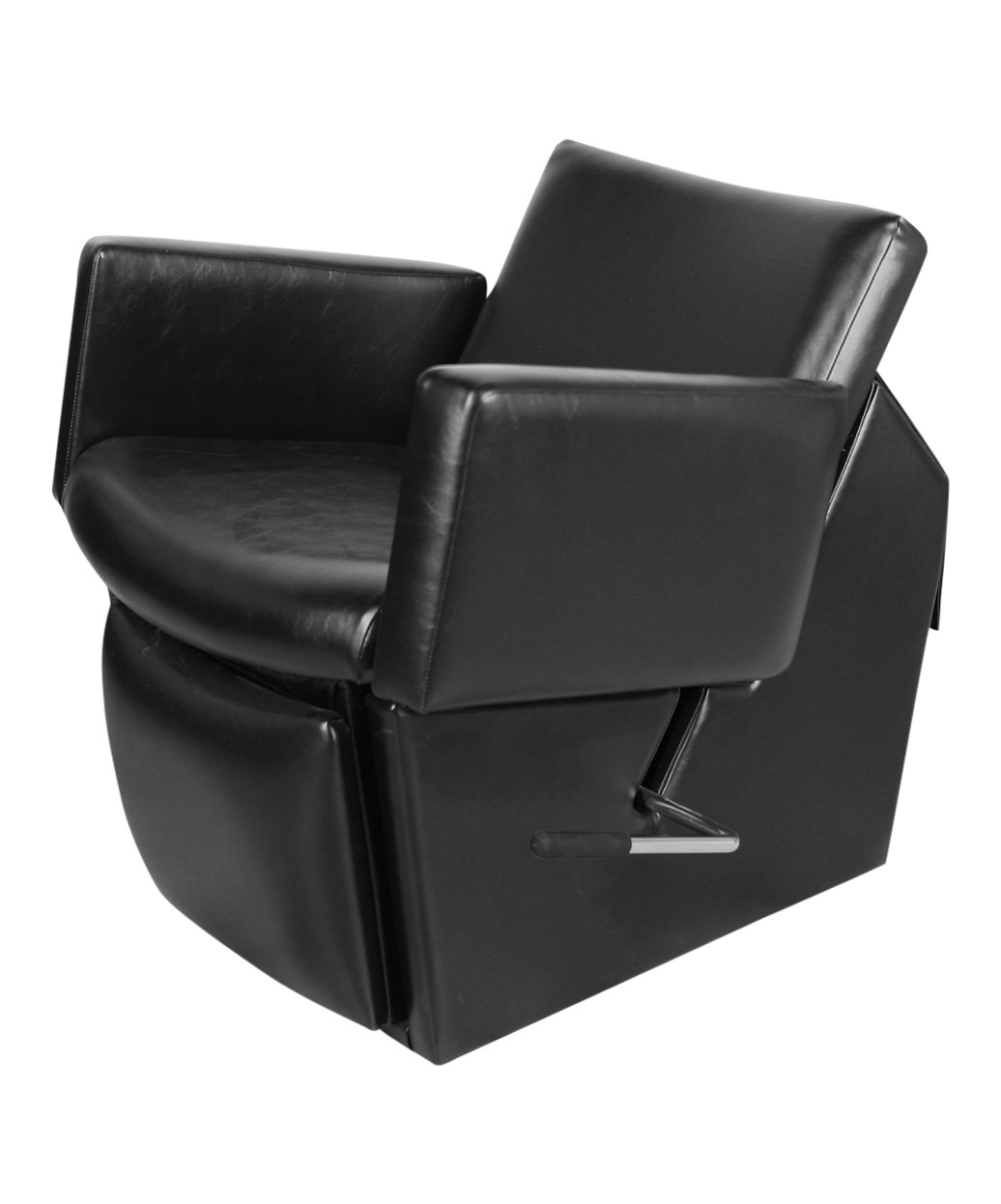 Collins 69ES Cigno Electric 59 Shampo Chair w/ Kick Out Legrest