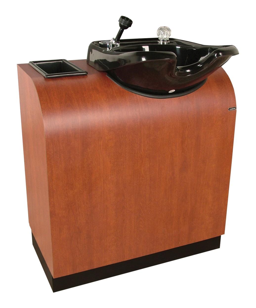 Collins QSE 5711-32 European Backwash Shampoo System w/ Bowl