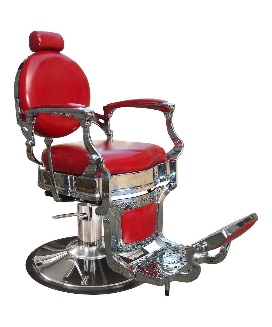 Old Barber Chairs >> Collins 8088 Princeton Barber Chair