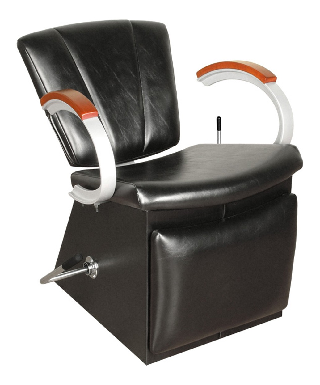 Collins 9751 Vanelle Lever-Control Shampoo with Kick Out Leg Rest
