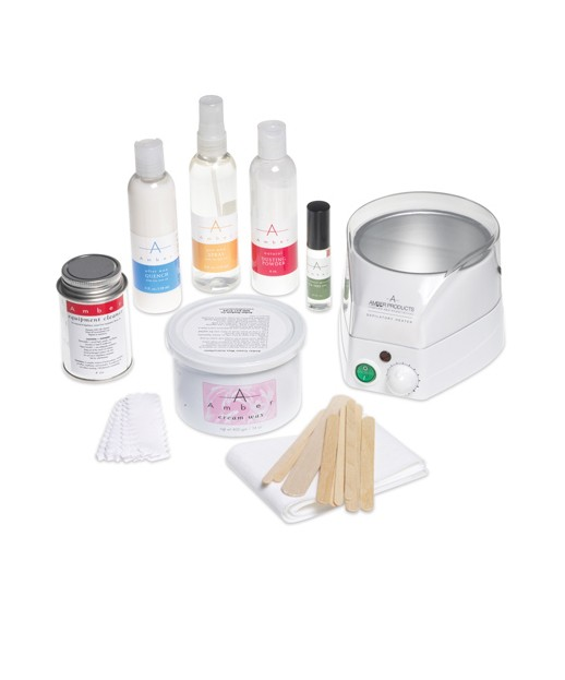 Amber Products Master Depilatory Kit