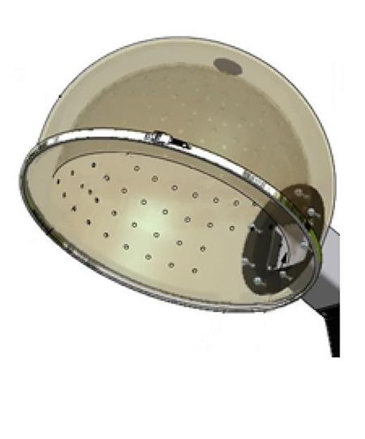 HDP-1011G Inner Hood Assembly for 1500 Dryer