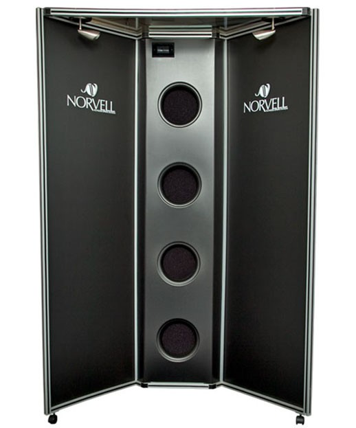 Norvell Sunless Overspray Reduction Booth