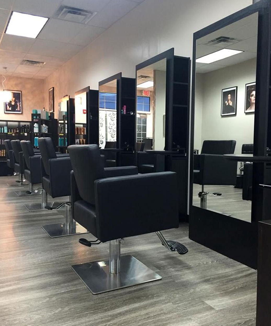 Allegro styling stations for salons barbers buy rite beauty for Salon stations