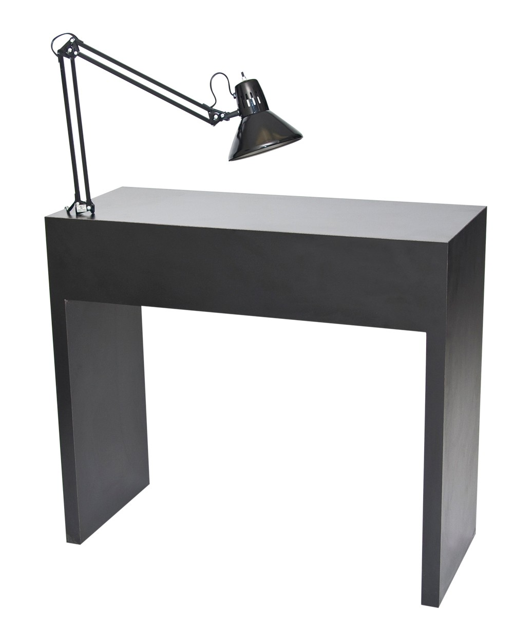 Atlantic Manicure Table With Lamp
