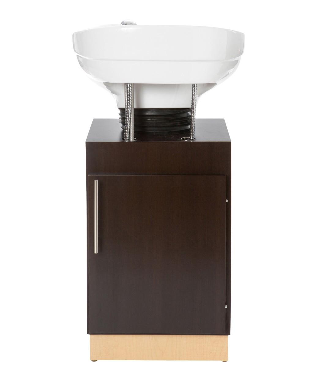 Bali Pedestal Shampoo Unit