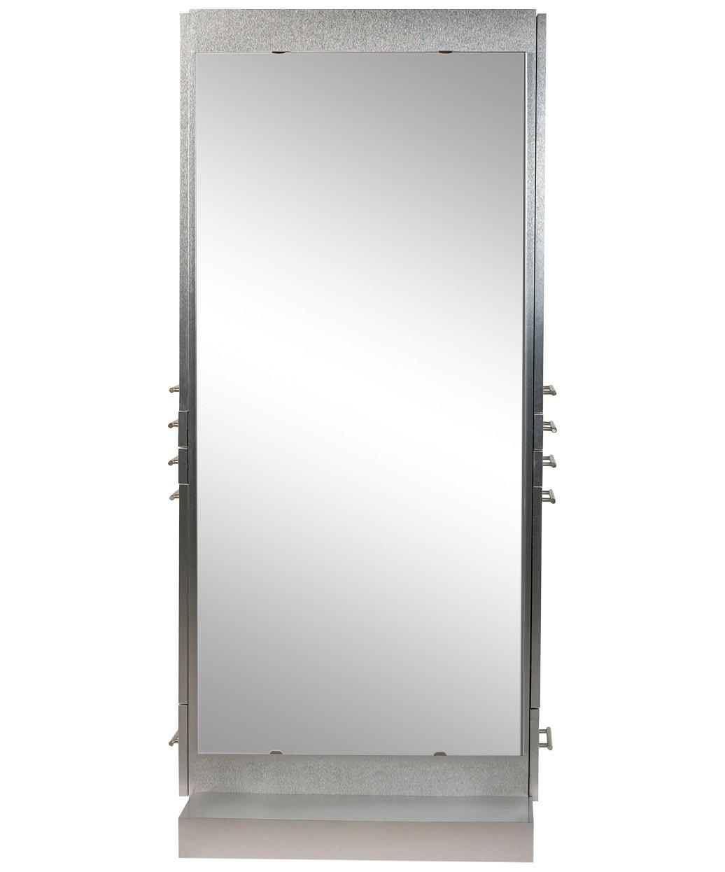 Omni Platinum Double Styling Station w/ Mobile Base