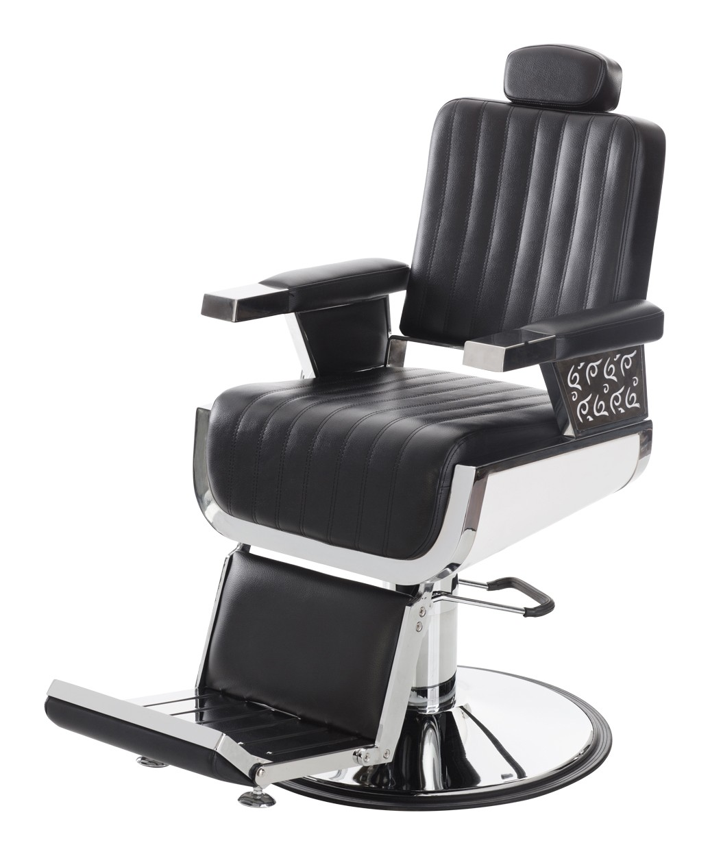 wholesale, heavy-duty professional barber shop chairs