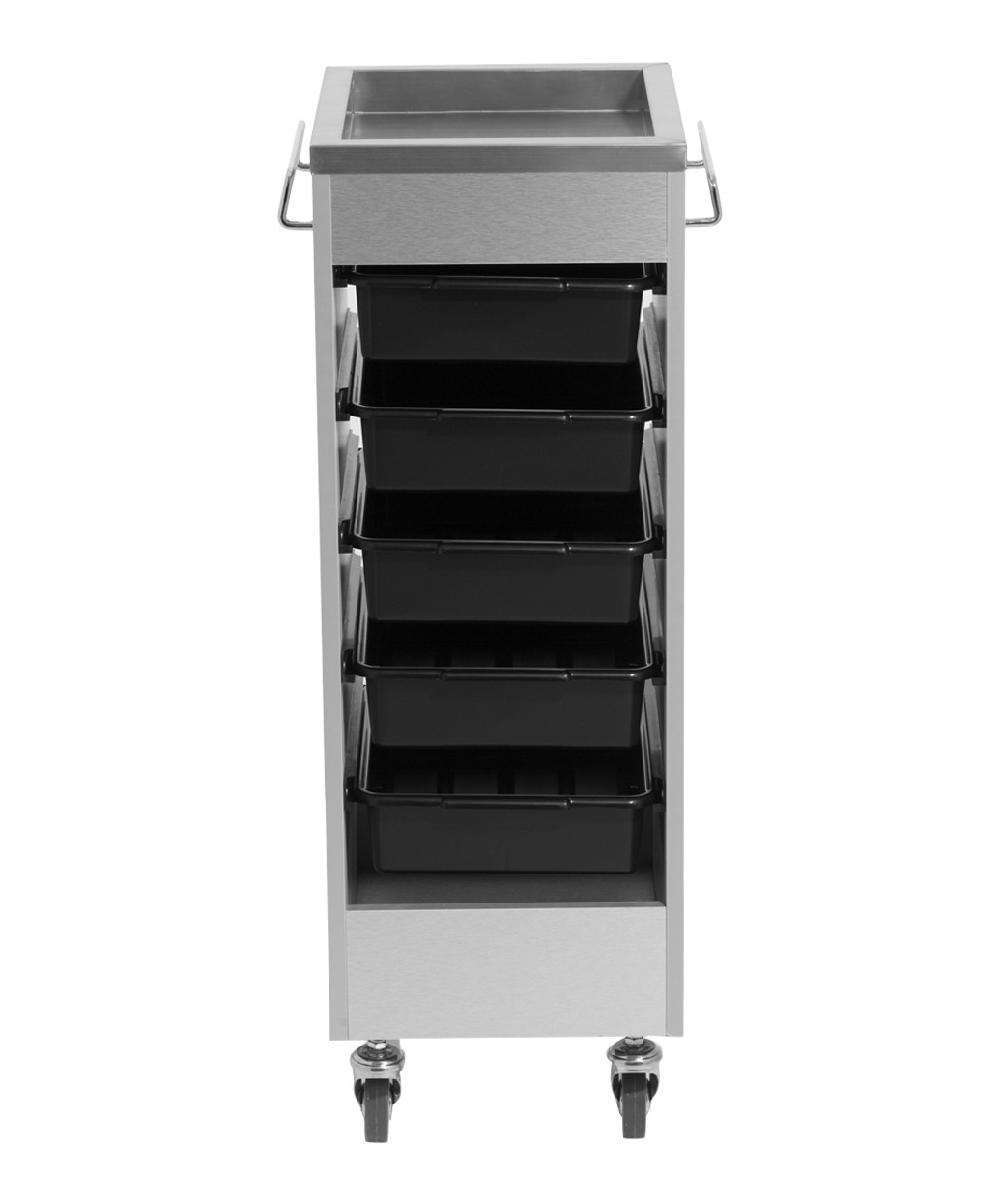 Aluma Deluxe Styling Trolley