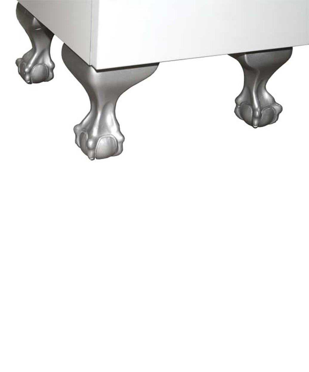 Collins 886-48 Bradford Nail Table w/ Queen Anne Legs