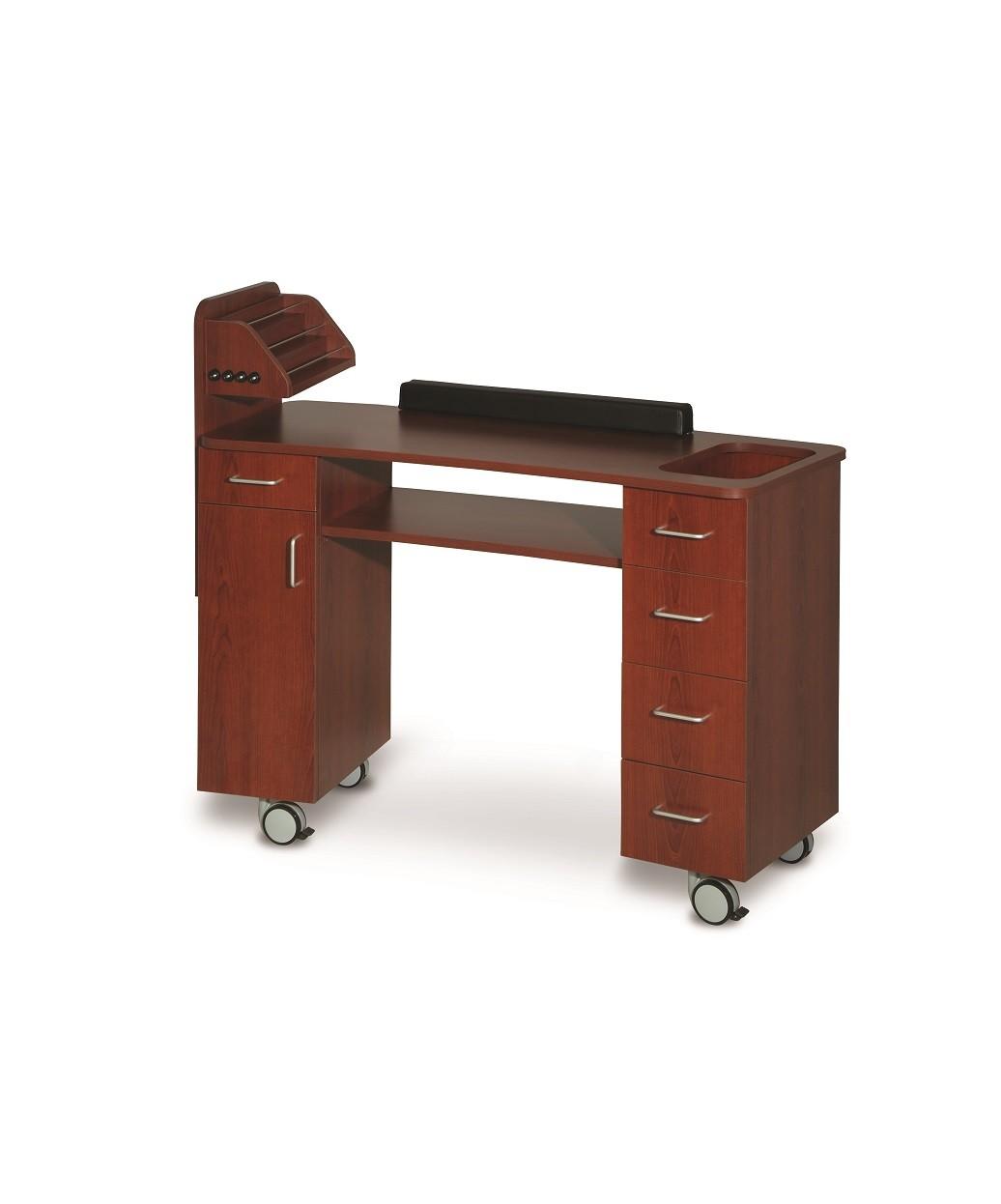 Belvedere CR102TF Curve Manicure Table