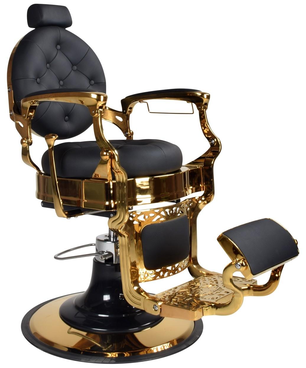Caesar Gold Professional Barber Chair