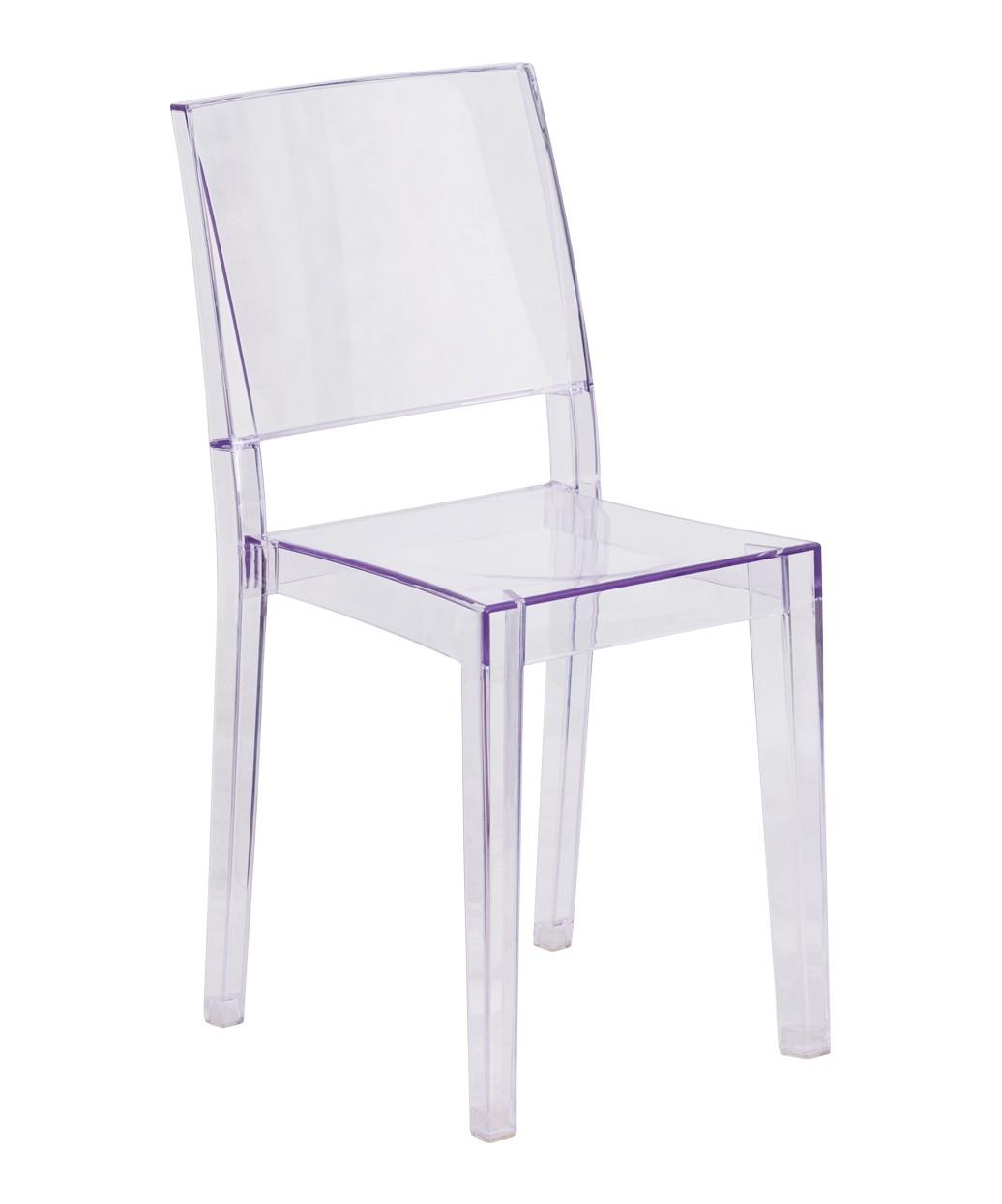 Phantom Transparent Reception Chair