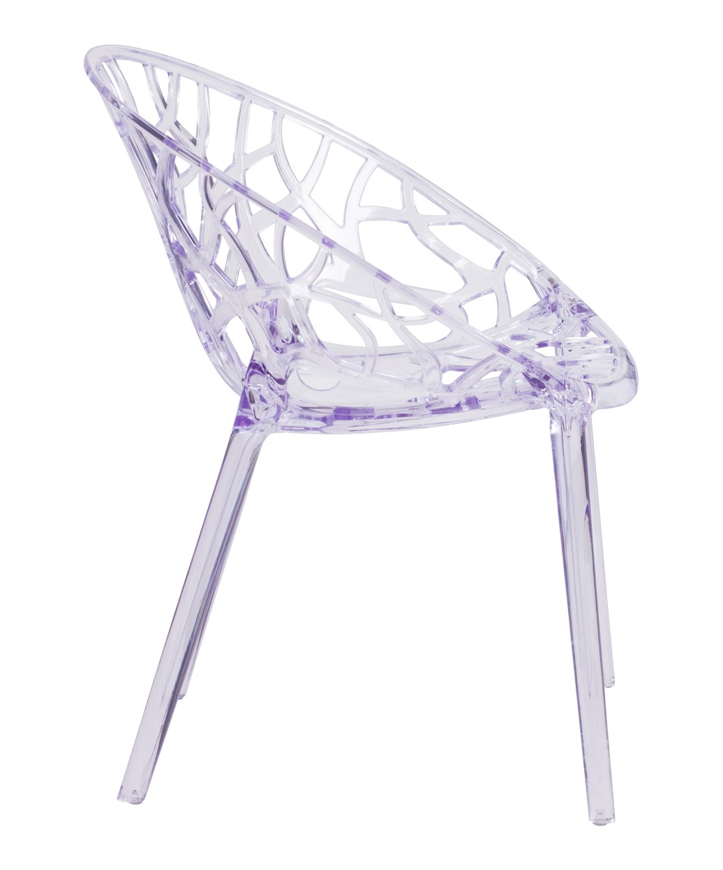 Specter Transparent Reception Chair