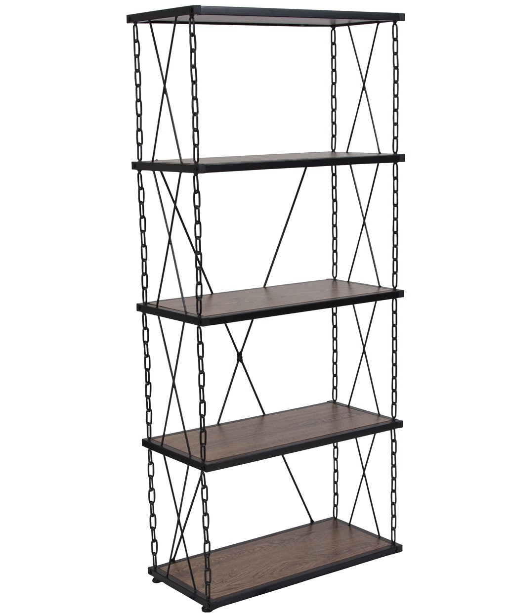 Mayfair Tall Salon Retail Display Unit