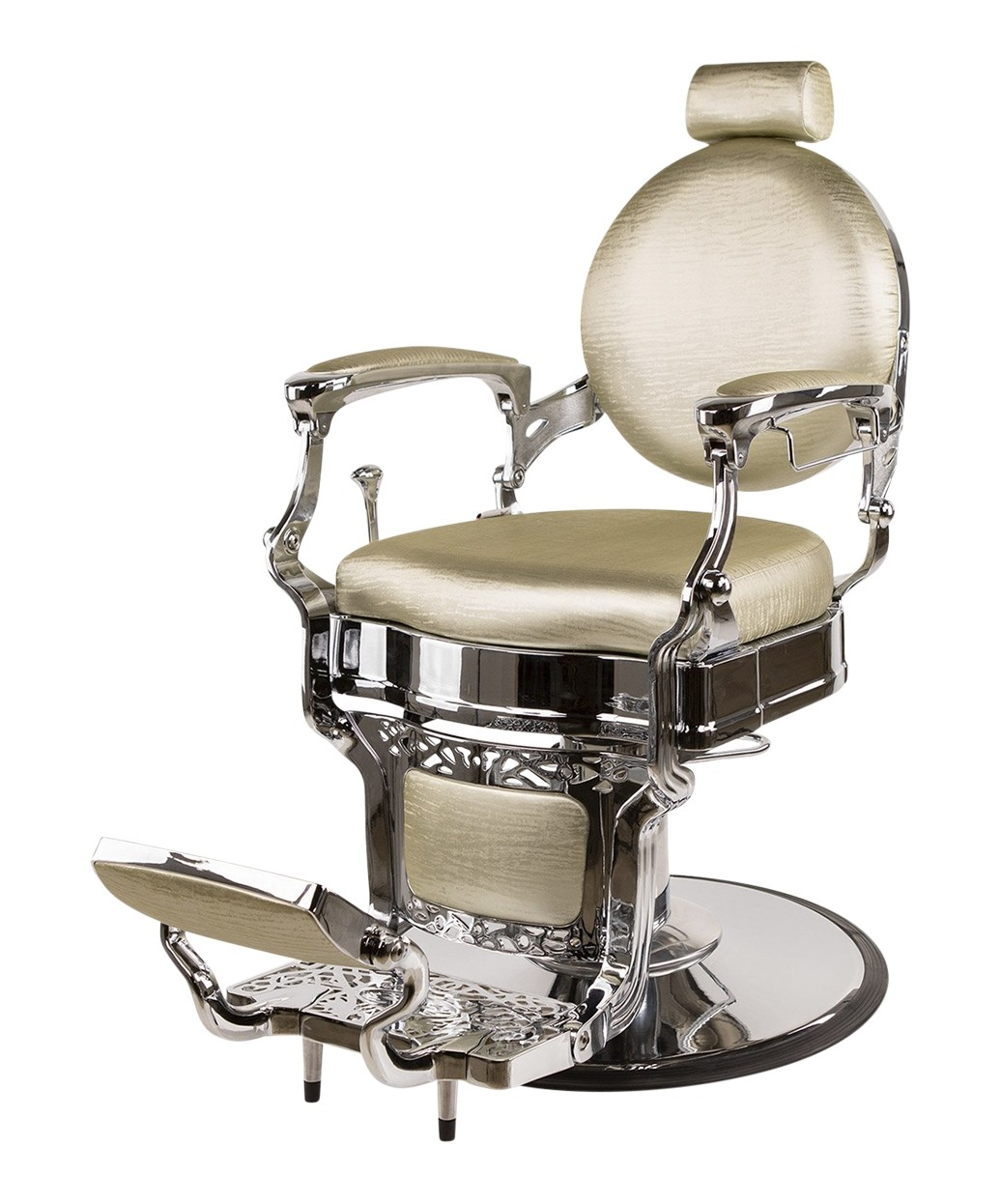 Collins 8088.C Gold Princeton Barber Chair