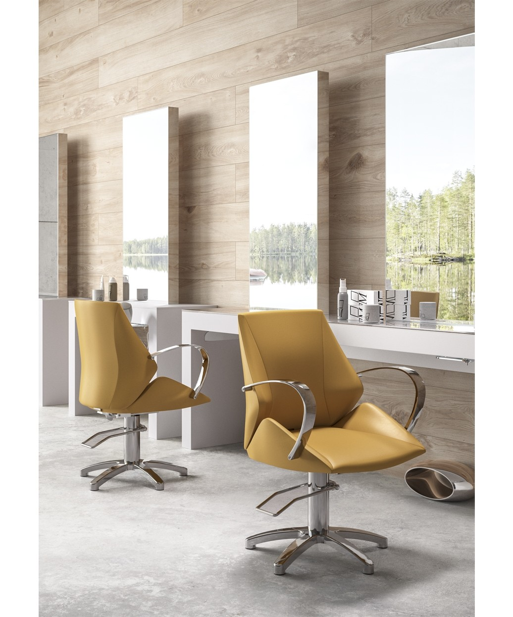 Belvedere Kami Styling Chair