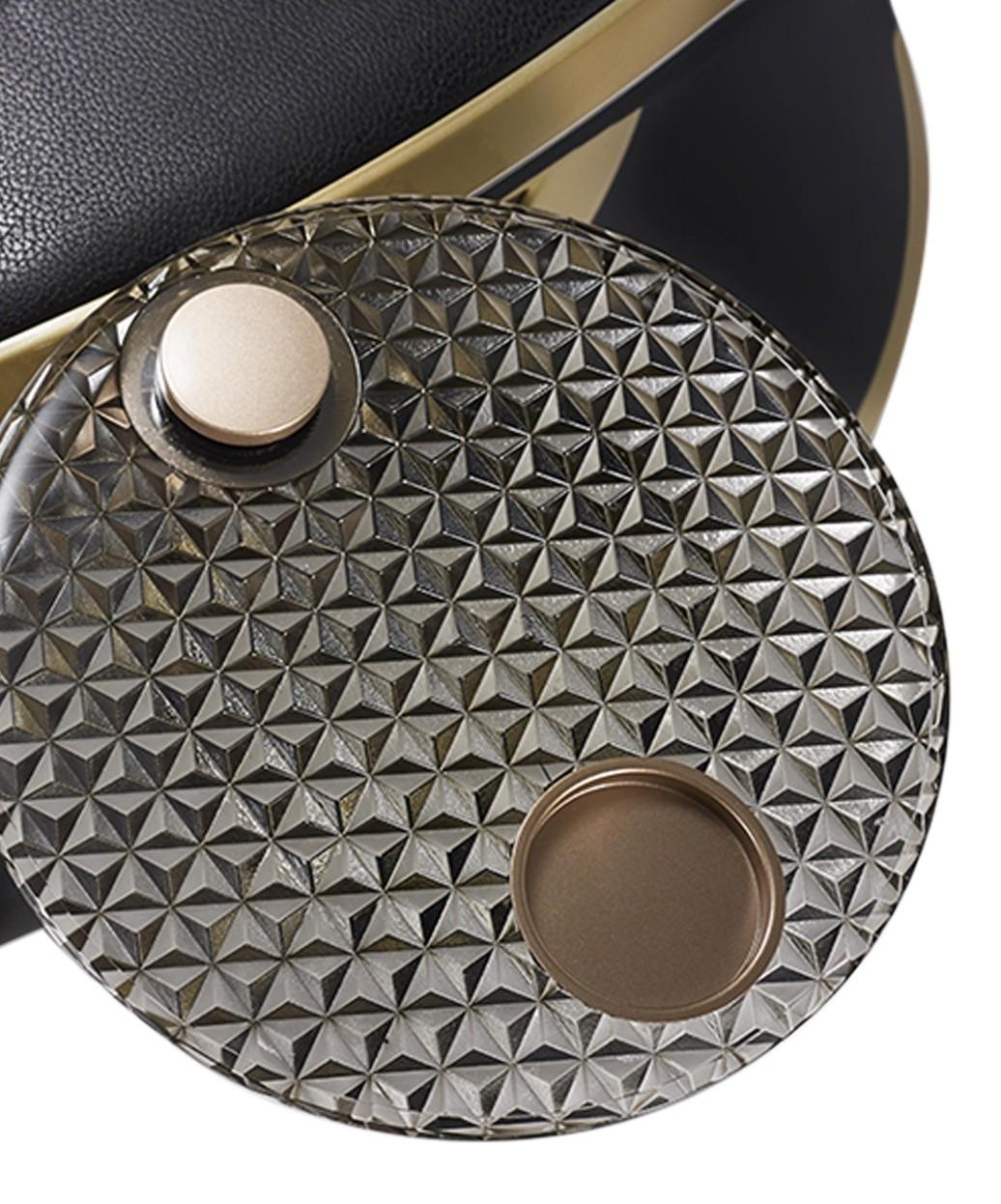 J&A Lenox M Pedicure Spa w/ Glass Bowl