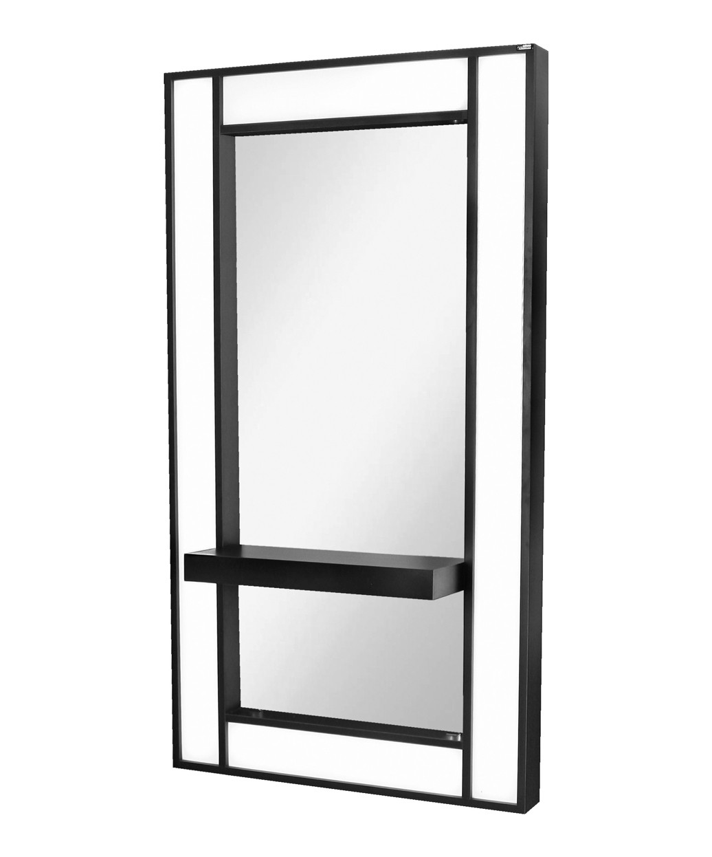 Collins 6671 Lox Wall-Mounted Mirror w/ Ledge & LED Lights