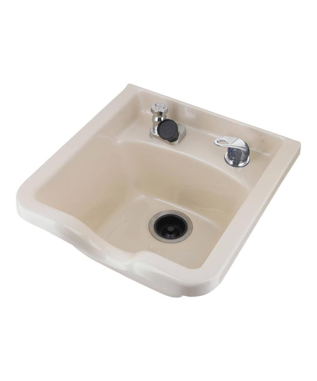 Marble Products #10 Fiberglass Shampoo Bowl