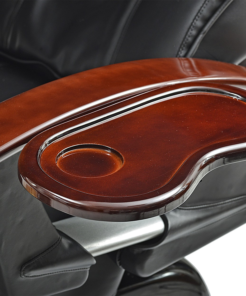 Pibbs PS65 San Marino Pipeless Pedicure Spa w/ Glass Bowl & Shiatsu Massage