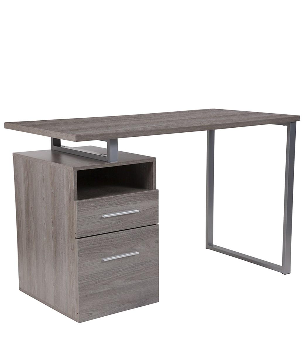 Martel Manicure Table w/ Metal Frame